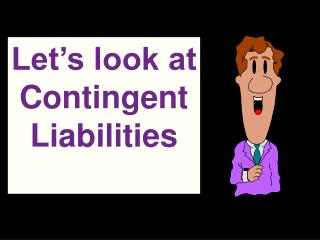 contingent assets and contingent liabilities pdf