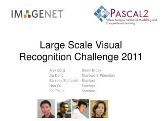 Large Scale Visual Recognition Challenge 2011