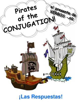 Pirates of the CONJUGATION!