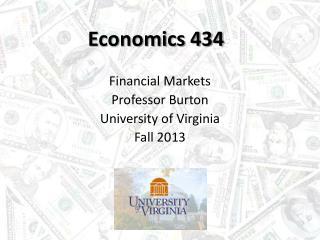 Economics 434