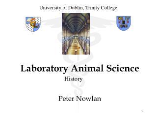Laboratory Animal Science
