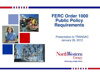 FERC Order 1000 Public Policy Requirements