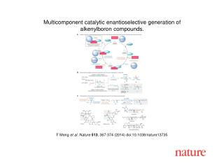 F Meng  et al. Nature  513 , 367-374 (2014)  doi:10.1038/nature13735