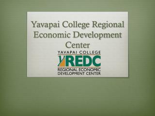 Yavapai College Regional Economic Development Center