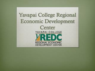 Yavapai College Regional Economic Development Center