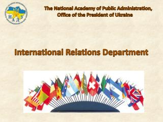 The National Academy of Public Administration, Office of the President of Ukraine