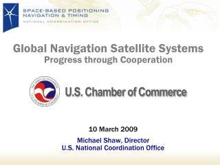 Global Navigation Satellite Systems Progress through Cooperation