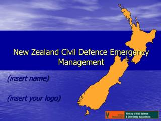 New Zealand Civil Defence Emergency Management