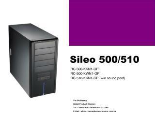Sileo 500/510