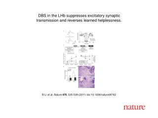 B Li  et al. Nature 470 , 535-539 (2011) doi:10.1038/nature09742