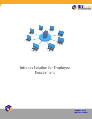 Intranet Solution for Employee Engagement