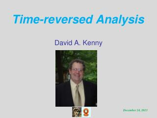 Time-reversed Analysis