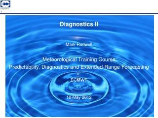 Diagnostics II