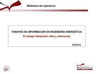 Biblioteca de Ingenieros