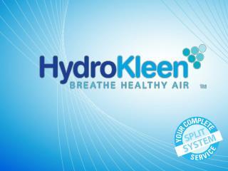 HydroKleen Story