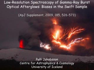 Low-Resolution Spectroscopy of Gamma-Ray Burst Optical Afterglows: Biases in the Swift Sample