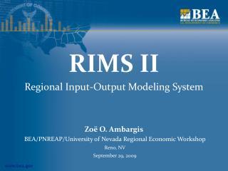 RIMS II