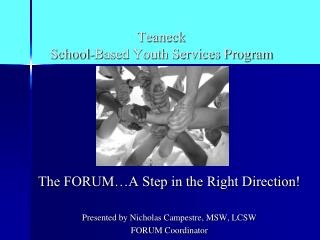 Teaneck  School-Based Youth Services Program