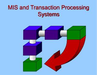 MIS and Transaction Processing Systems