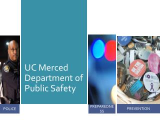 UC Merced Department of Public Safety