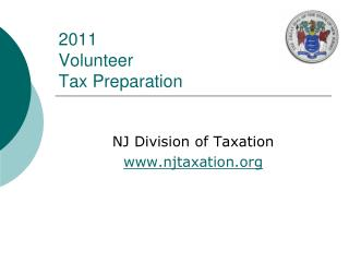 2011 Volunteer  Tax Preparation