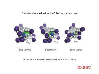 T Kawamichi  et al. Nature 461 ,  633 - 635  (2009) doi:10.1038/nature08 326