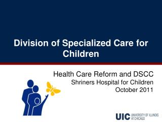 Division of Specialized Care for Children