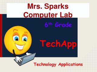 Mrs. Sparks Computer Lab