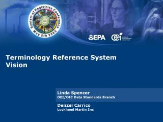 Terminology Reference System Vision