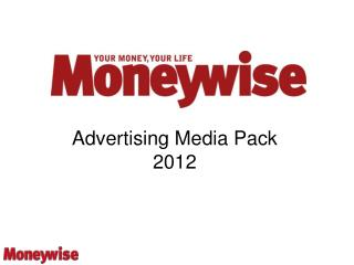 Advertising Media Pack 2012