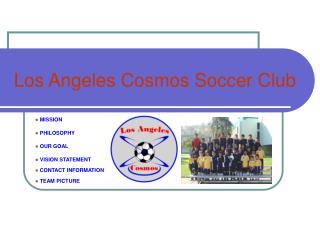 Los Angeles Cosmos Soccer Club
