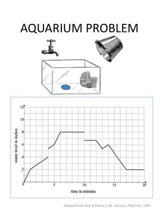 AQUARIUM PROBLEM