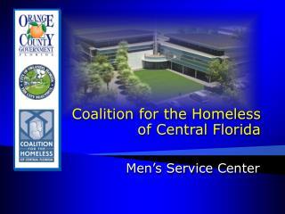 Men's Service Center