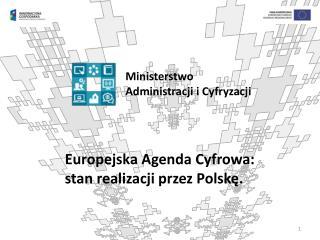 Ministerstwo Administracji i Cyfryzacji