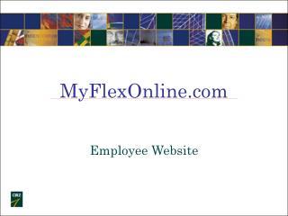 MyFlexOnline