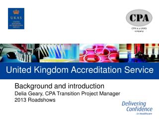 United Kingdom Accreditation Service