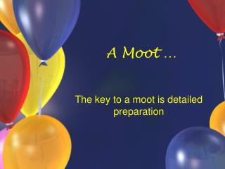 A Moot