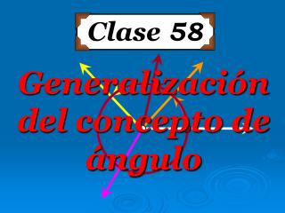 Clase  58