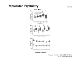 Molecular Psychiatry  (2013)  18 , 824-833; doi:10.1038/mp.2012.82