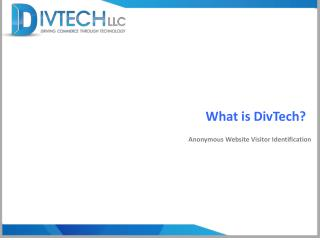 What is DivTech?