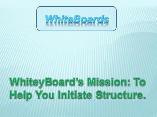 whiteboards