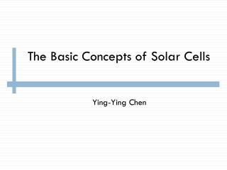 Ying-Ying Chen