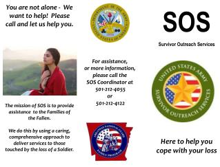 SOS Survivor Outreach Services