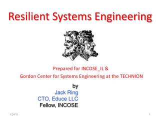 Resilient Systems Engineering