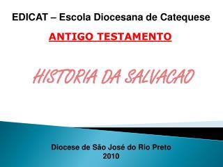 EDICAT � Escola Diocesana de Catequese