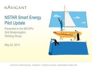 NSTAR Smart Energy Pilot Update