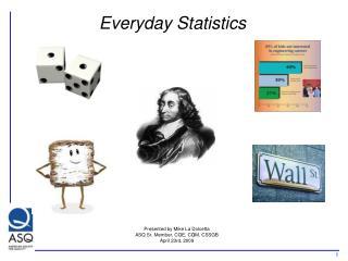 Everyday Statistics