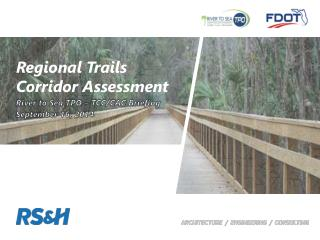 Regional Trails Corridor Assessment