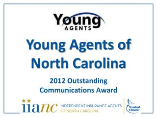 2012 Outstanding Communications Award