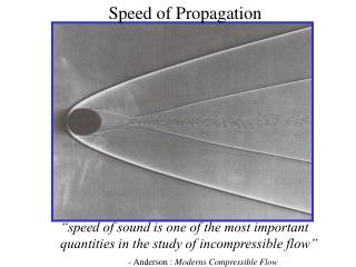 Speed of Propagation